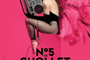 image - CHRISTELLE CHOLLET 'N°5 DE CHOLLET'