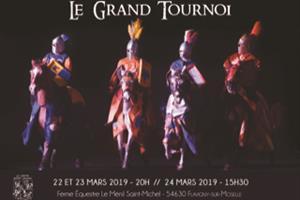image - LE GRAND TOURNOI