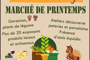 image - MARCHÉ DE PRINTEMPS