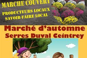 image - MARCHE D'AUTOMNE AUX SERRES DUVAL