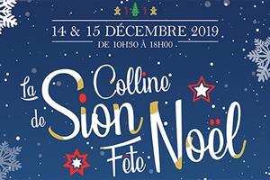 image - LA COLLINE DE SION FÊTE NOËL