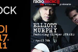 image - ELLIOT MURPHY + APRIL 5 TH