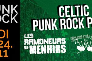 image - LES RAMONEURS DE MENHIRS • PIPES & PINTS • SONS OF O'FLAHERTY