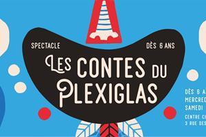 image - CONTES DU PLEXIGLAS - CONTES DU MONDE