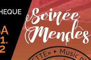 image - SOIRÉE MENDES