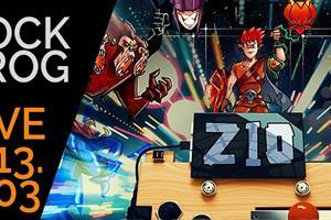 image - ZIO + NINE SKIES