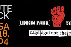 image - SOIRÉE TRIBUTE LINKIN PARK , RAGE AGAINST THE MACHINE, SYSTEM OF A DOWN