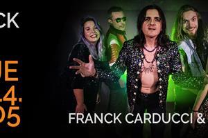 image - FRANCK CARDUCCI & THE FANTASTIC SQUAD + ENCRE ROUGE