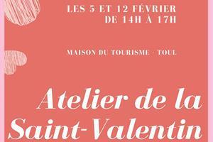 image - ATELIER DE LA SAINT VALENTIN