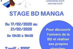 image - STAGE BD MANGA