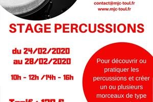 image - STAGE PERCUSSIONS