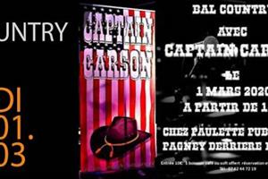 image - BAL COUNTRY - CAPTAIN CARSON