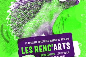 image - LES RENC'ARTS - FESTIVAL DU TOULOIS - REPORTE