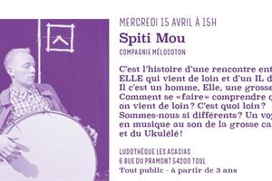 image - SPECTACLE 'SPITI MOU' - REPORTE
