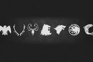 image - HÉRALDIQUE FANTASY : LES EMBLÈMES DE GAME OF THRONES - ANNULE
