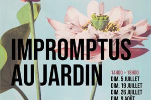 image - IMPROMPTUS AU JARDIN