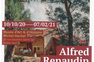 image - EXPOSITION ALFRED RENAUDIN : 1870 - 1944