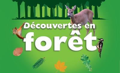 image - EXPOSITION DÉCOUVERTES EN FORÊT