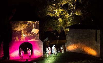 image - SPECTACLE NOCTURNE : JEANNE D'ARC, L'EXCEPTIONNELLE DESTINEE