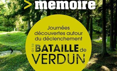 image - JOURNÉES MÉMOIRE ET DÉCOUVERTE - DEBUT DE LA BATAILLE DE VERDUN
