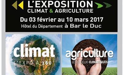 image - EXPOSITION CLIMAT ET AGRICULTURE