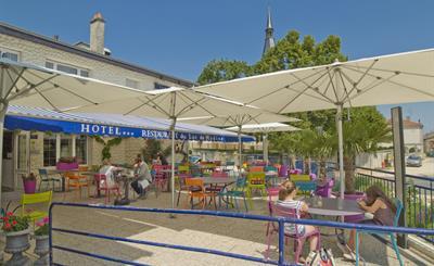 image - HOTEL RESTAURANT DU LAC DE MADINE