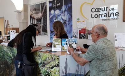 image - TOURIST OFFICE COEUR DE LORRAINE