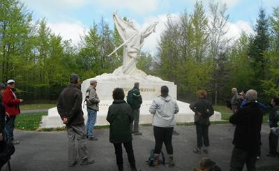 image - LES FORETS DE L'HISTOIRE 14-18  LA BATAILLE DES AILES