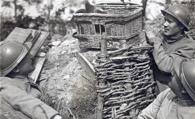 image - CONFÉRENCE À HAUTEUR D'HOMMES, SOLDATS FRANÇAIS ET ALLEMANDS DANS LA FOURNAISE DE VERDUN