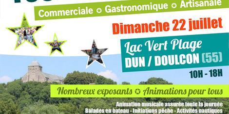 image - FOIRE COMMERCIALE, ARTISANALE ET GASTRONOMIQUE TOUR-DU-LAC.COM