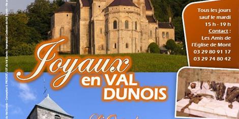 image - VISITES ESTIVALES DE L'ÉGLISE DE MONT-DEVANT-SASSEY