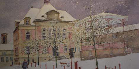 image - EXPOSITION D'AQUARELLE D'ANNIE BENARD