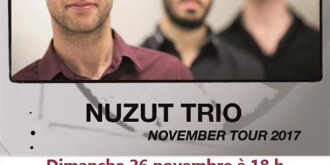 image - CONCERT NUZUT TRIO