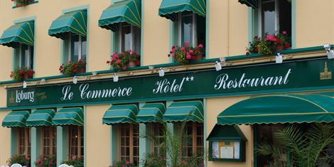 image - HOTEL RESTAURANT DU COMMERCE