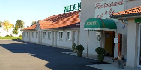image - HOTEL RESTAURANT VILLA MOTEL LES QUATRE EPICES