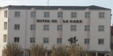 image - HOTEL RESTAURANT DE LA GARE