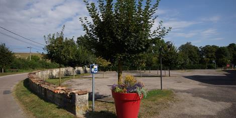 image - AIRE DE STATIONNEMENT