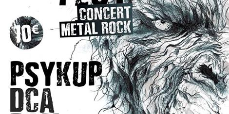 image - MONKEY FEST CONCERT METAL ROCK