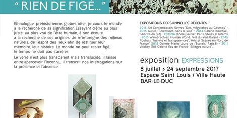 image - EXPOSITION RIEN DE FIGÉ
