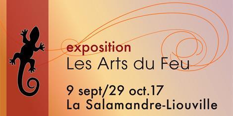 image - EXPOSITION LES ARTS DU FEU