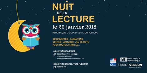 image - NUIT DE LA LECTURE