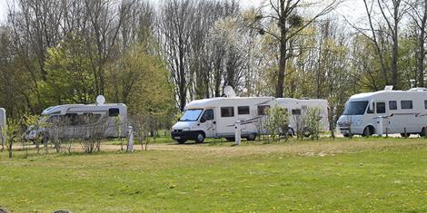 image - AIRE DE STATIONNEMENT CAMPING-CAR VIP DU LAC DE MADINE - HEUDICOURT