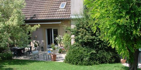 image - CHAMBRE D'HOTES LA MARJOLAINE