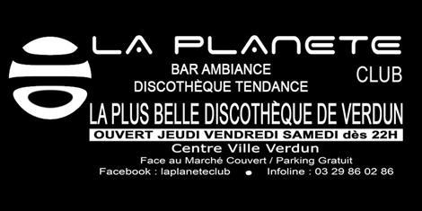 image - DISCOTHÈQUE LA PLANÈTE CLUB