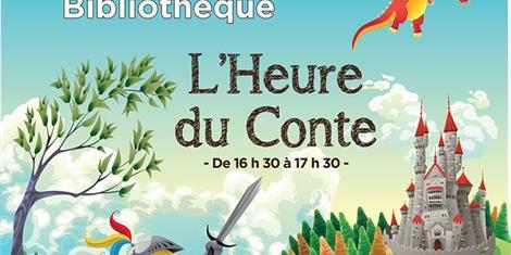 image - L'HEURE DU CONTE