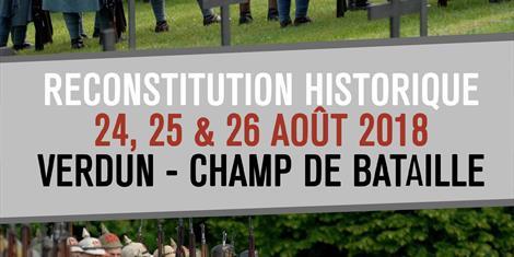 image - RECONSTITUTION HISTORIQUE 1914-1918
