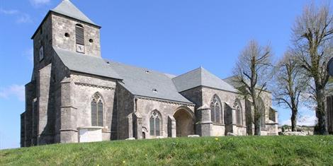 image - NOTRE-DAME DE BONNE GARDE CHURCH
