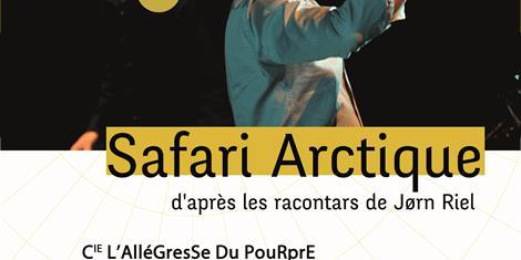 image - THÉÂTRE 'SAFARI ARCTIQUE'