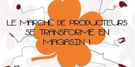 image - MARCHÉ DES PRODUCTEURS DE LA GRANGE PAYSANNE