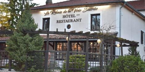image - HOTEL RESTAURANT LE RELAIS DE LA VOIE SACREE
